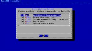 bsdinstall-config-components